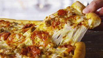 Papa John's X-Large 2-Topping Pizza TV Spot, 'Share It' - Thumbnail 4