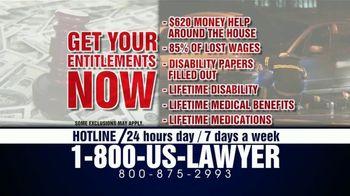 1-800-US-LAWYER TV Spot, 'Need Money Now?' - Thumbnail 10