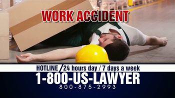 1-800-US-LAWYER TV Spot, 'Need Money Now?' - Thumbnail 2