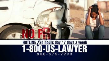 1-800-US-LAWYER TV Spot, 'Need Money Now?' - Thumbnail 6