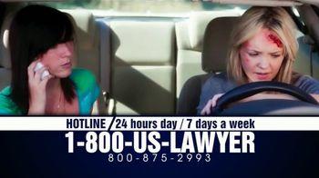 1-800-US-LAWYER TV Spot, 'Need Money Now?' - Thumbnail 7