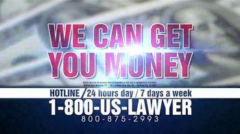 1-800-US-LAWYER TV Spot, 'Need Money Now?' - Thumbnail 8