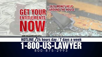 1-800-US-LAWYER TV Spot, 'Need Money Now?' - Thumbnail 9