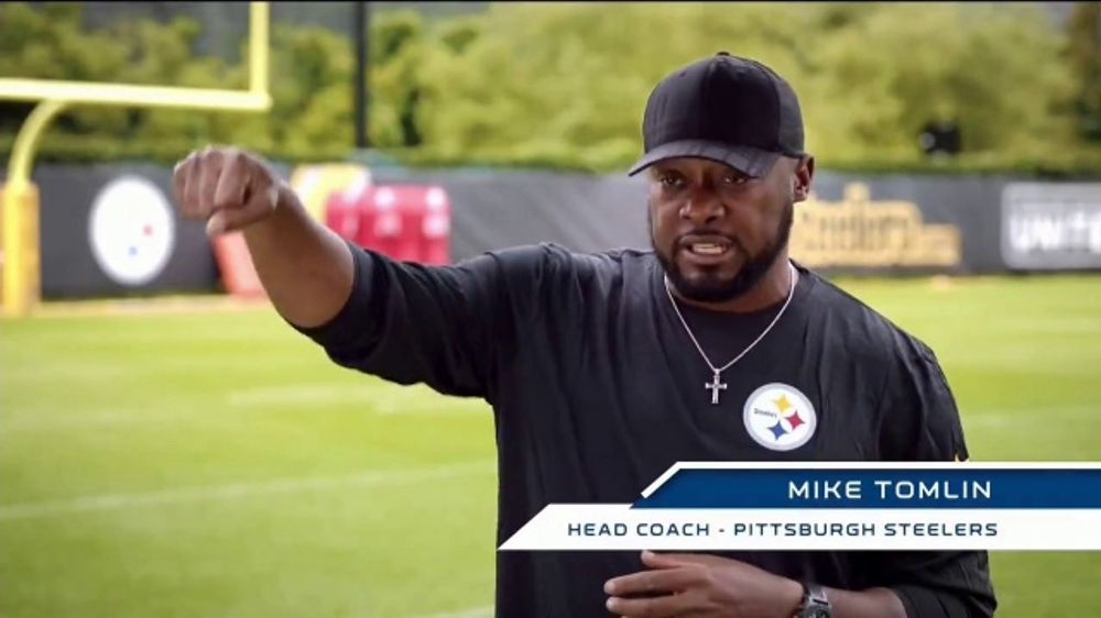 NFL TV Commercial, 'The Future of Football: Rule Changes' Featuring Mike Tomlin