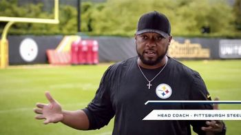 NFL TV Spot, 'The Future of Football: Rule Changes' Featuring Mike Tomlin - Thumbnail 4