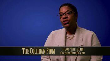 The Cochran Law Firm TV Spot, 'Choosing the Right Lawyer' - Thumbnail 1