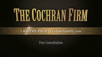 The Cochran Law Firm TV Spot, 'Choosing the Right Lawyer' - Thumbnail 10