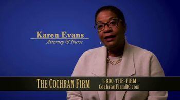 The Cochran Law Firm TV Spot, 'Choosing the Right Lawyer' - Thumbnail 2