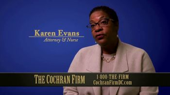 The Cochran Law Firm TV Spot, 'Choosing the Right Lawyer' - Thumbnail 4