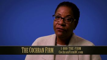 The Cochran Law Firm TV Spot, 'Choosing the Right Lawyer'