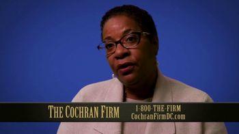 The Cochran Law Firm TV Spot, 'Choosing the Right Lawyer' - Thumbnail 9