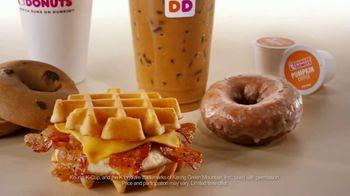 Dunkin' Donuts Belgian Waffle Sandwich TV Spot, 'Library' - Thumbnail 8