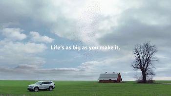 2018 Volkswagen Atlas TV Spot, 'Blanket' [T1] - Thumbnail 9