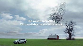 2018 Volkswagen Atlas TV Spot, 'Blanket' [T1] - Thumbnail 7