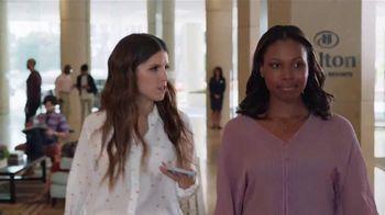 Hilton.com TV Spot, 'Picking Stuff' Featuring Anna Kendrick - Thumbnail 1