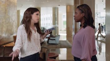 Hilton.com TV Spot, \'The Catch\' Featuring Anna Kendrick