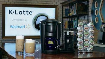 Keurig K-Latte TV Spot, 'GMA: Coffee Break' - Thumbnail 9