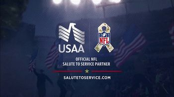 USAA TV Spot, 'Salute to Service: Air Force Flyover' - Thumbnail 9