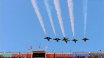 USAA TV Spot, 'Salute to Service: Air Force Flyover' - Thumbnail 8