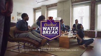 Crown Royal TV Spot, 'Have a Water Break at Home' - Thumbnail 9