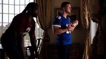 Nissan TV Spot, 'Heisman House: Bo Watching' Featuring Derrick Henry, Tim Tebow [T1] - Thumbnail 8
