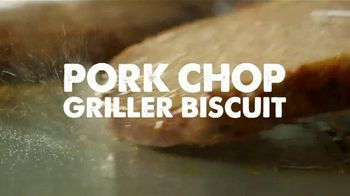 Bojangles' Pork Chop Griller Biscuit TV Spot, 'A Whole Lot of Flavor' - Thumbnail 10