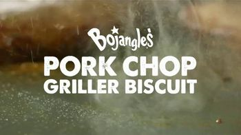 Bojangles' Pork Chop Griller Biscuit TV Spot, 'A Whole Lot of Flavor' - Thumbnail 3