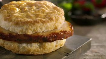 Bojangles' Pork Chop Griller Biscuit TV Spot, 'A Whole Lot of Flavor' - Thumbnail 4