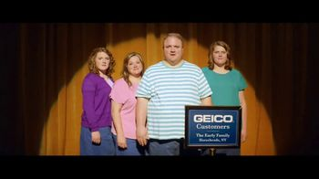 GEICO TV Spot, 'An Unexpected Lawn Mowing Win' - Thumbnail 1