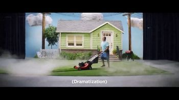 GEICO TV Spot, 'An Unexpected Lawn Mowing Win' - Thumbnail 4