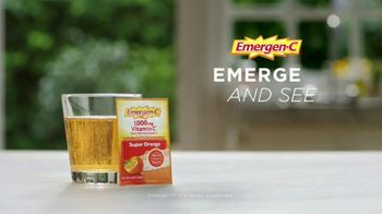 Emergen-C TV Spot, 'Emerge Restored' - Thumbnail 9