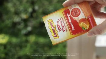 Emergen-C TV Spot, 'Emerge Restored' - Thumbnail 4