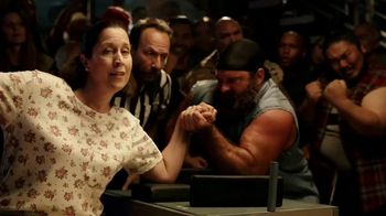 GEICO TV Spot, 'Arm Wrestling and Basketball Champion' - Thumbnail 1