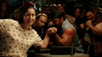 GEICO TV Spot, 'Arm Wrestling and Basketball Champion' - Thumbnail 2