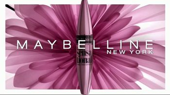Maybelline New York Lash Sensational TV Spot, 'Fully Fanned' - Thumbnail 4
