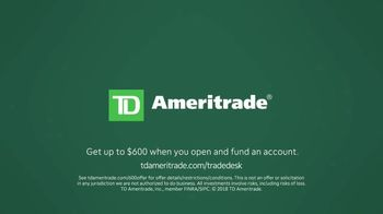 TD Ameritrade TV Spot, 'Analysis Paralysis' - Thumbnail 10