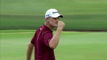 PGA TOUR TV Spot, '2018 FedEx Cup Winner: Justin Rose' - 97 commercial airings