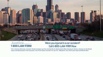 1-800-LAW-FIRM TV Spot, 'Crash-Related Injuries' - Thumbnail 1