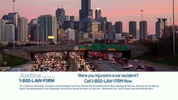 1-800-LAW-FIRM TV Spot, 'Crash-Related Injuries' - Thumbnail 10