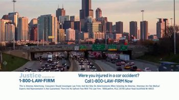 1-800-LAW-FIRM TV Spot, 'Crash-Related Injuries' - Thumbnail 2