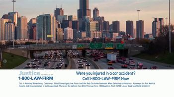 1-800-LAW-FIRM TV Spot, 'Crash-Related Injuries' - Thumbnail 3