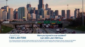 1-800-LAW-FIRM TV Spot, 'Crash-Related Injuries' - Thumbnail 4