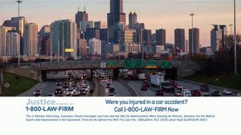 1-800-LAW-FIRM TV Spot, 'Crash-Related Injuries' - Thumbnail 5