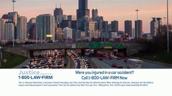 1-800-LAW-FIRM TV Spot, 'Crash-Related Injuries' - Thumbnail 7