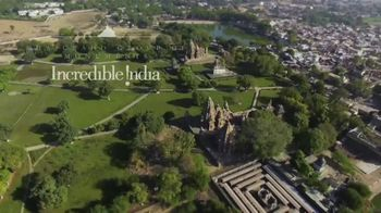 Incredible India TV Spot, 'Heritage: Khajuraho: Poetry in Unity' - Thumbnail 10