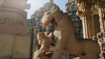 Incredible India TV Spot, 'Heritage: Khajuraho: Poetry in Unity' - Thumbnail 2