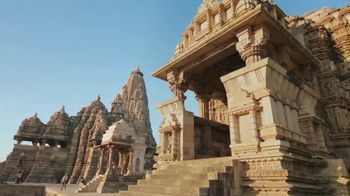 Incredible India TV Spot, 'Heritage: Khajuraho: Poetry in Unity'