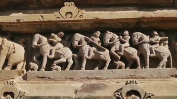 Incredible India TV Spot, 'Heritage: Khajuraho: Poetry in Unity' - Thumbnail 6