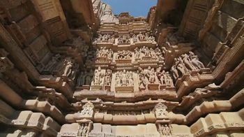 Incredible India TV Spot, 'Heritage: Khajuraho: Poetry in Unity' - Thumbnail 9