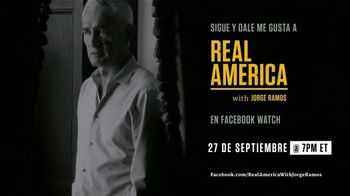Facebook Watch TV Spot, 'Real America With Jorge Ramos' [Spanish]